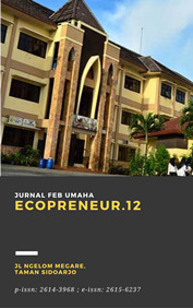 Scientific Journal published by Faculty of Economic and Business Universitas Maarif Hasyim Latif